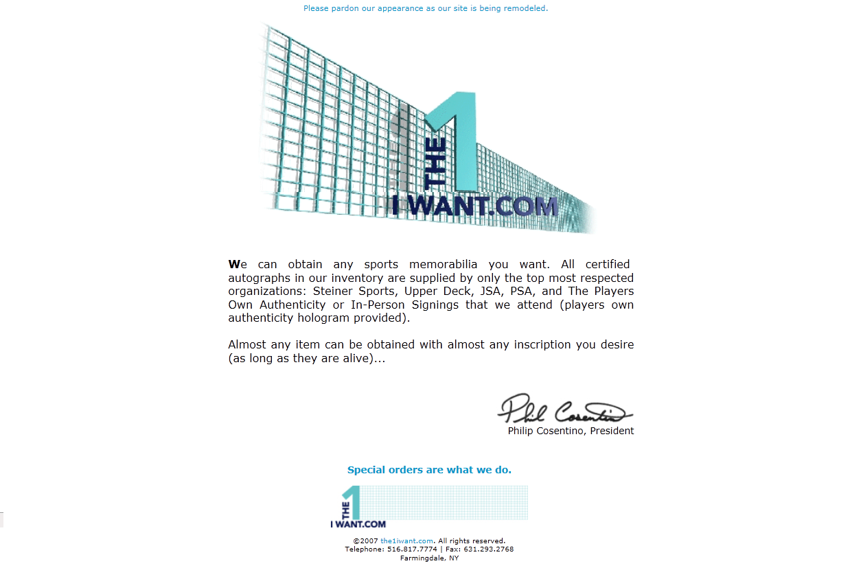 The1iWant.com